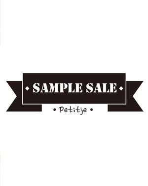 SAMPLE SALE S-01